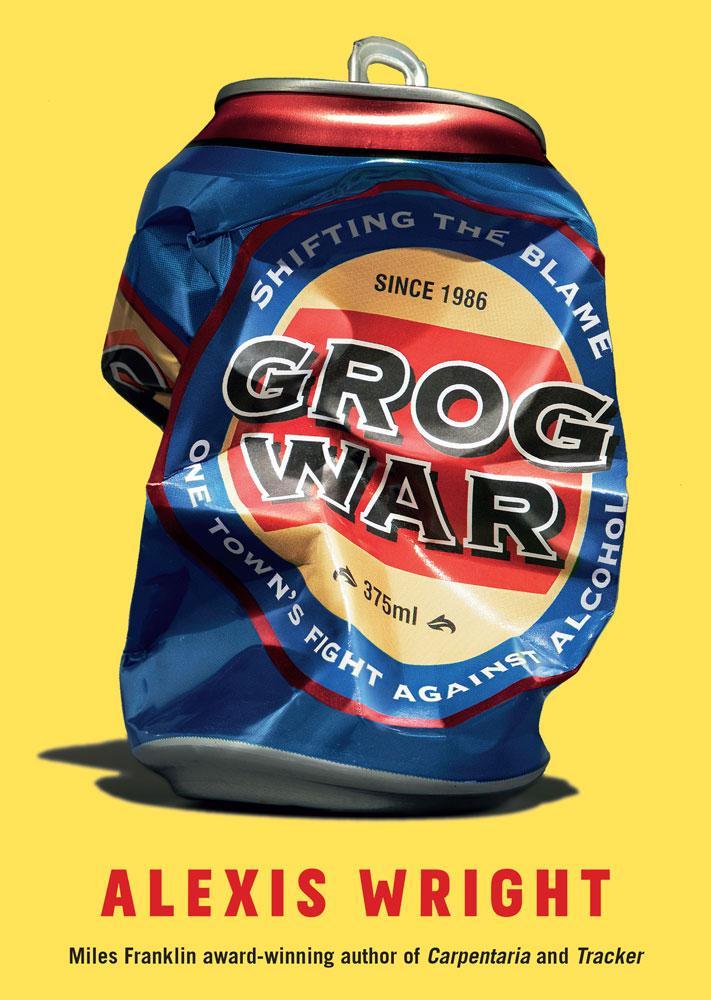 Grog War book cover