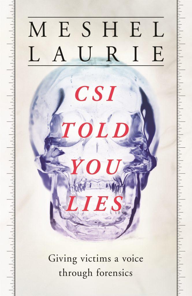 CSI Told You Lies book cover