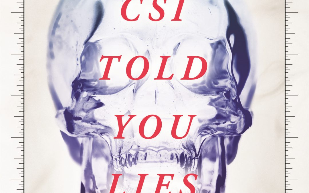 CSI told you lies — Meshel Laurie: Book Review