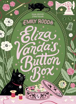 Eliza Vanda's Button Box book cover