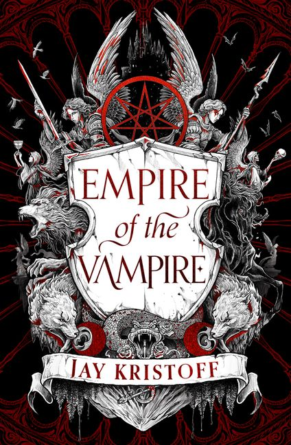 Empire of The Vampire book review