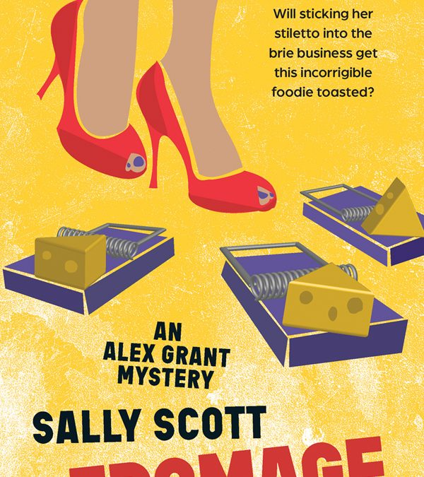 Fromage — Sally Scott: Book Review